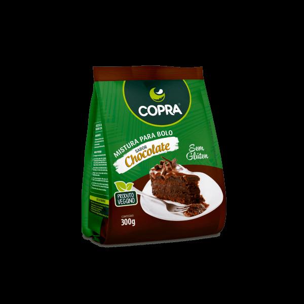 Chocolate Flavor Cake Mix