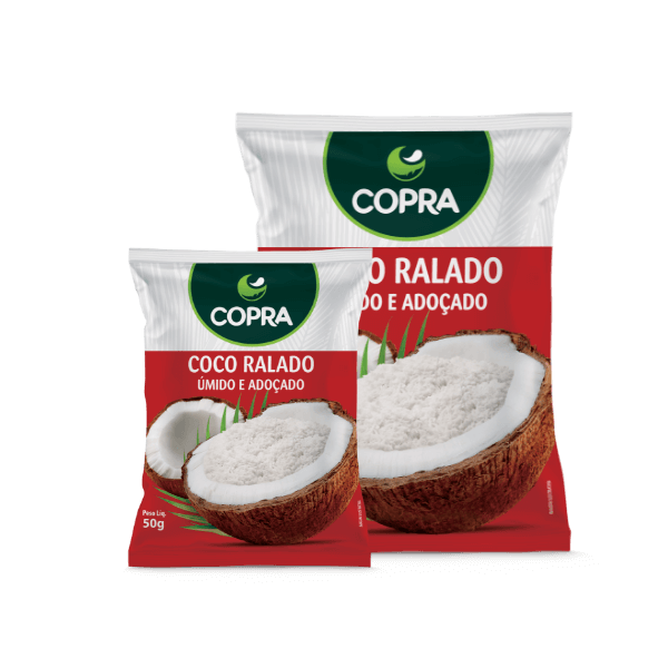 Sweetened Grated Coconut