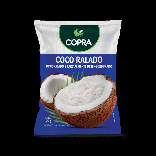 Coco Rallado Sin Azúcar
