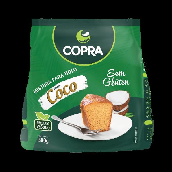 Coconut Flavor Cake Mix