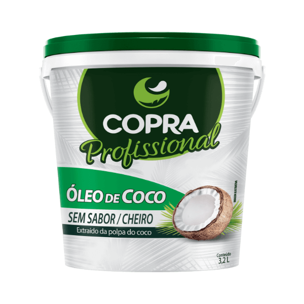 Professional Flavorless Coconut Oil