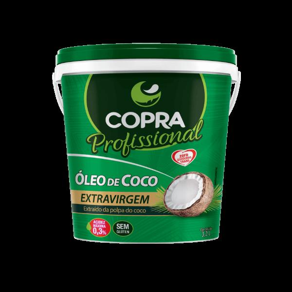Professional Extra Virgin Coconut Oil