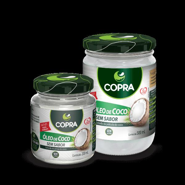 Aceite de Coco Sin Sabor