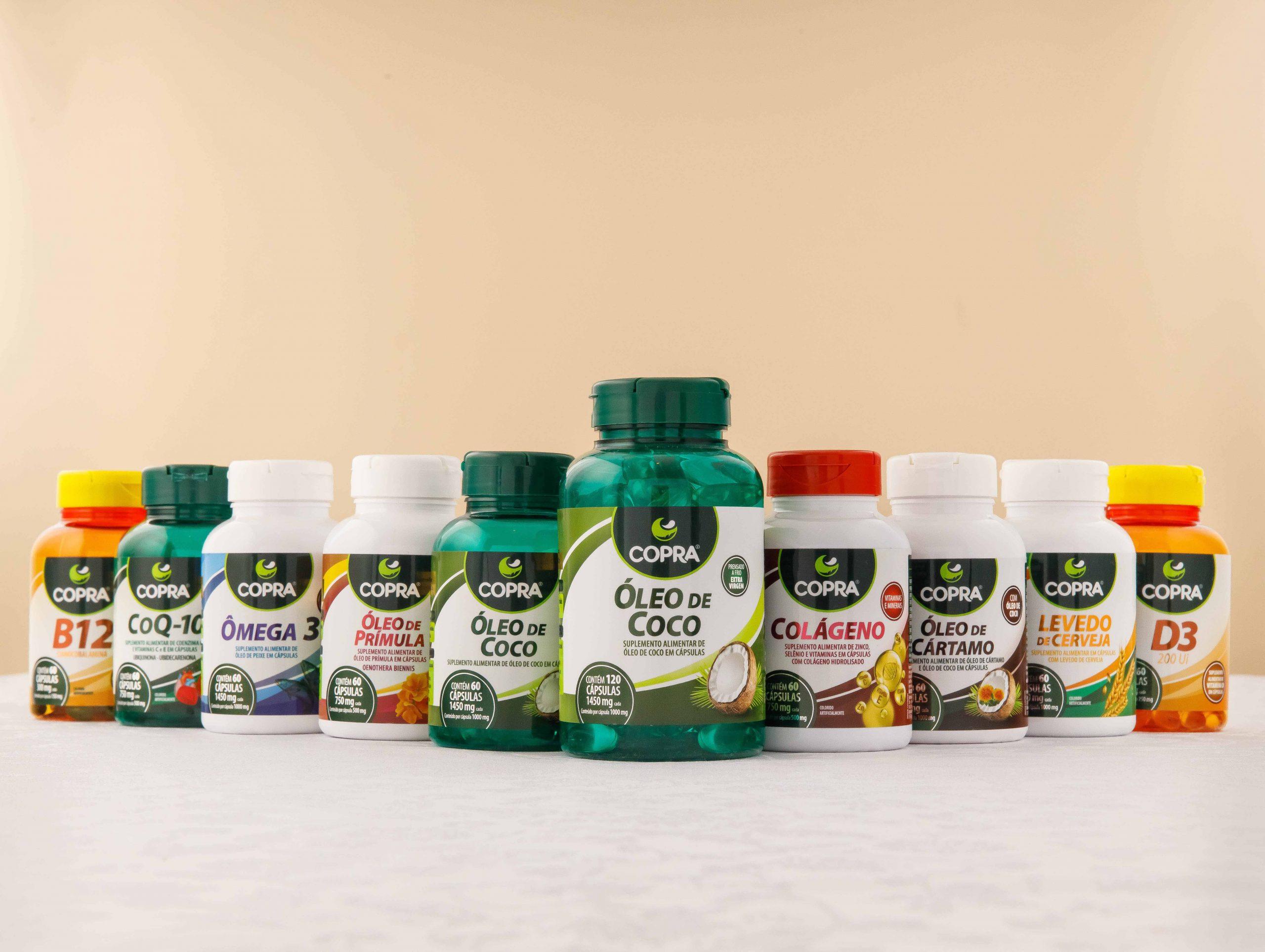 Conheça os benefícios dos suplementos vitamínicos