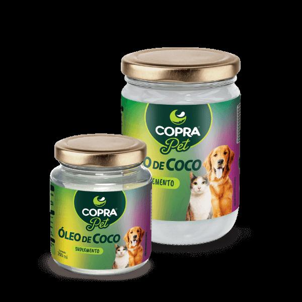 PET Supplement Coconut Oil