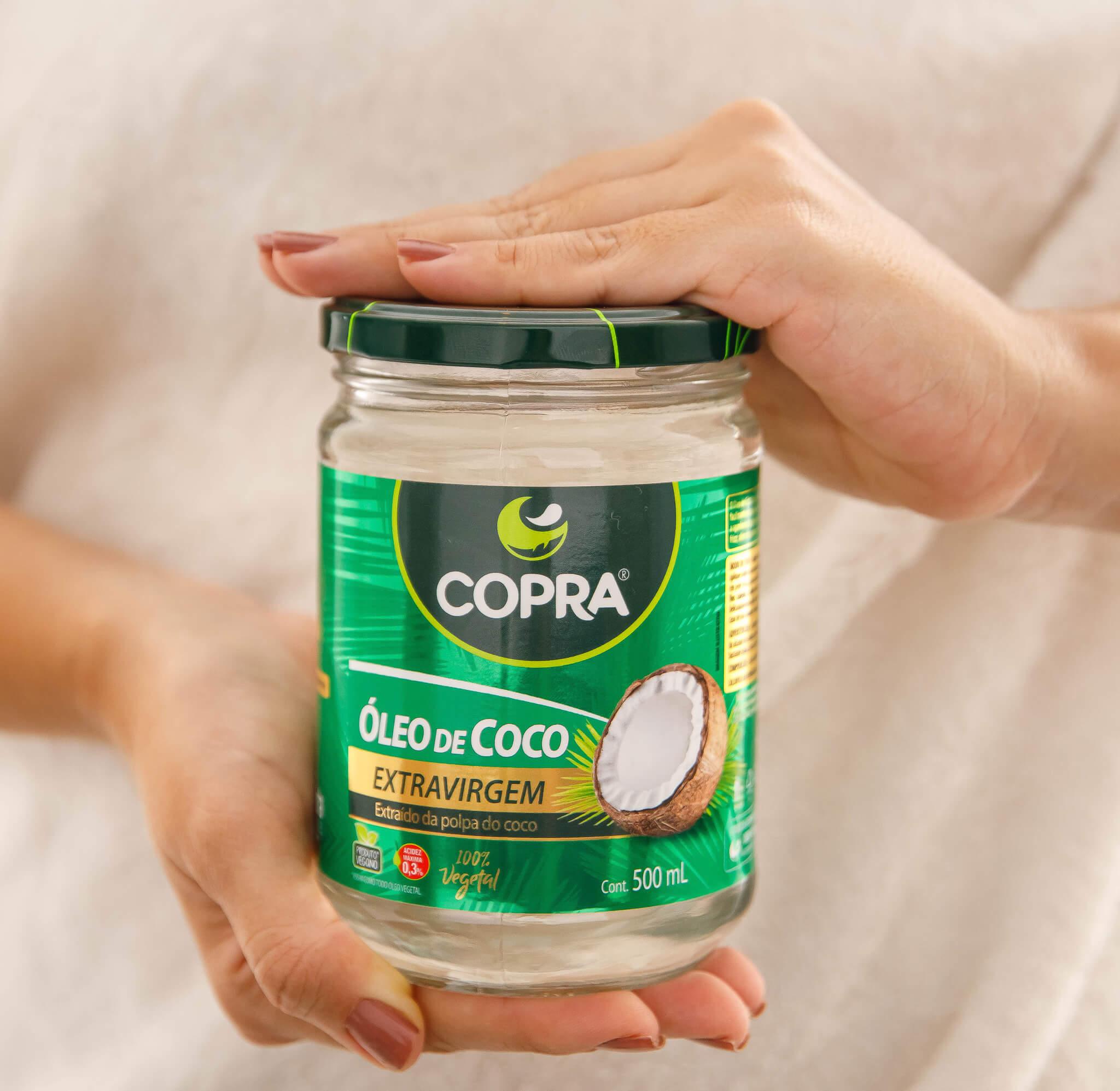 Óleo de Coco Copra: Seu produto natural de beleza e autocuidado