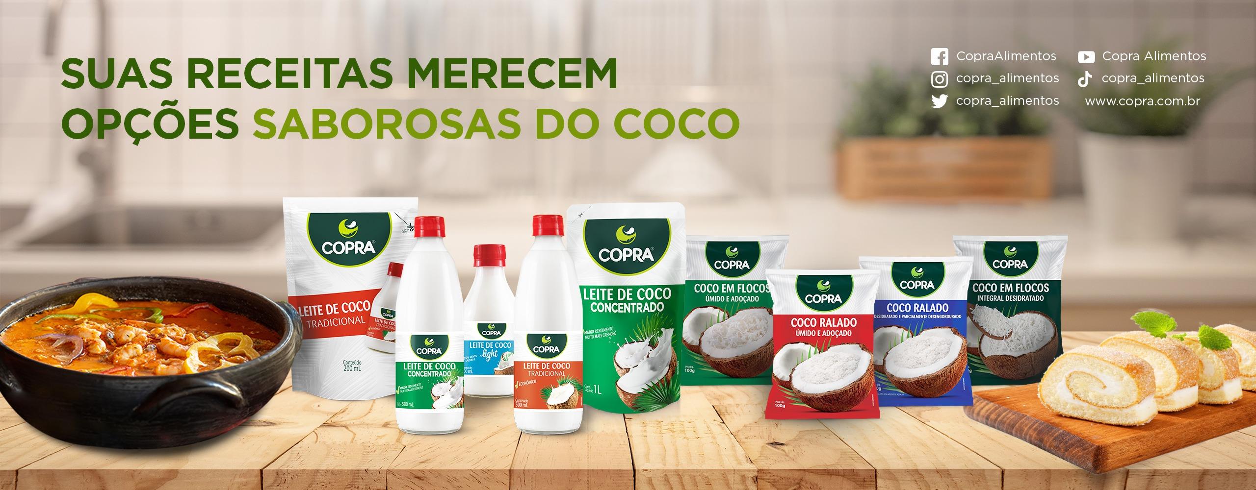Produtos Coco EN